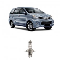 Bosch Lampu Mobil All Weather Plus H4 12V 60/55W P43t (1 Pcs) - Lampu Mobil Paling Terang di Jual dg Harga Murah