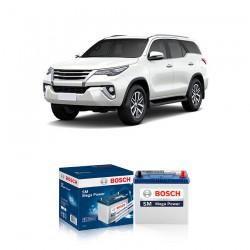 Jual Aki Kering Mobil Toyota Fortuner Bensin Bosch Harga Murah - Maintenance Free (Bebas Perawatan) (55D23L- 55D23L) 50Ah CCA600