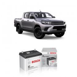 Jual Aki Basah Mobil Toyota Agya Merk Bosch Harga Murah - Dry Charge (NS40ZL - 36B20L) 35 Ah, CCA 270