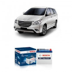 Jual Aki Kering Mobil Toyota Alphard Merk Bosch Harga Murah - Maintenance Free (Bebas Perawatan) (55D23L- 55D23L) 50 Ah CCA 600