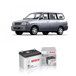 Jual Aki Basah Mobil Toyota Kijang Kapsul Diesel Bosch Harga Murah - Dry Charge (NS70-65D26R) 65Ah, CCA410