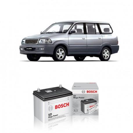 Jual Aki Basah Mobil Toyota Kijang Kapsul Diesel Bosch Harga Murah - Dry Charge (NS70-65D26R) 35Ah, CCA270