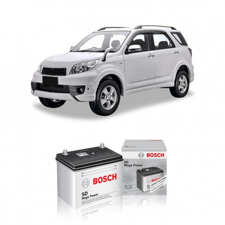 Jual Aki Basah Mobil Toyota Avanza Merk Bosch Harga Murah - Dry Charge (NS40 - 32B20R) 32 Ah, CCA 240