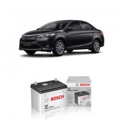 Jual Aki Basah Mobil Toyota New Vios / New Limo Bosch Harga Murah - Dry Charge (46B24LS-NS60LS) 45 Ah, CCA 320