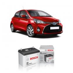 Jual Aki Basah Mobil Toyota Vios Bosch Harga Murah - Dry Charge (46B24LS-NS60LS) 45 Ah, CCA 320