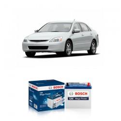 Jual Aki Kering Mobil Honda Accord 2005 Bosch Harga Murah - Maintenance Free (Bebas Perawatan) (46B24LS-NS60LSstd) 42Ah CCA400