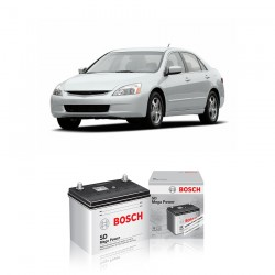 Jual Aki Basah Mobil Toyota Yaris Bosch Harga Murah - Dry Charge (46B24LS-NS60LS) 45 Ah, CCA 320