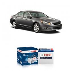 Jual Aki Kering Mobil Honda Accord 2009 Bosch Harga Murah - Maintenance Free (Bebas Perawatan)(46B24RS-NS60S std) 42Ah CCA400