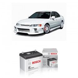 Jual Aki Basah Mobil Honda Accord Cielo Bosch Harga Murah - Dry Charge (48D26L-NS50L) 50 Ah, CCA 270