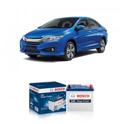 Jual Aki Kering Mobil Honda New City Bosch Harga Murah - Maintenance Free (Bebas Perawatan)(40B19L-NS40ZL) 35Ah CCA330