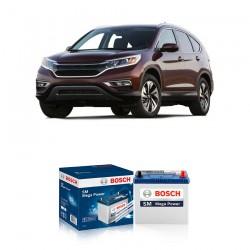 Jual Aki Kering Mobil Honda All New CRV Bosch Harga Murah - Maintenance Free (Bebas Perawatan) (55B24LS-NX100-S6LS) 45Ah CCA430