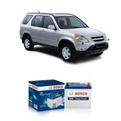 Jual Aki Kering Mobil Honda CRV 2003 Bosch Harga Murah - Maintenance Free (Bebas Perawatan)(46B24LS-NS60LSstd)42AhCCA400