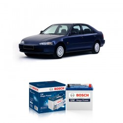 Jual Aki Kering Mobil Honda Genio Bosch Harga Murah - Maintenance Free (Bebas Perawatan)(46B24RS-NS60S std) 42Ah CCA400