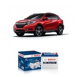Jual Aki Kering Mobil Honda HRV 2015 Bosch Harga Murah - Maintenance Free (Bebas Perawatan) (55B24LS-NX100-S6LS) 45Ah CCA430