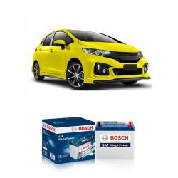Jual Aki Kering Mobil Honda New Jazz RS Bosch Harga Murah - Maintenance Free (Bebas Perawatan)(40B19L-NS40ZL) 35Ah CCA330
