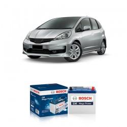 Jual Aki Kering Mobil Honda Jazz Bosch Harga Murah - Maintenance Free (Bebas Perawatan)(40B19L-NS40ZL) 35Ah CCA330
