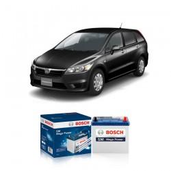 Jual Aki Kering Mobil Honda Stream Bosch Harga Murah - Maintenance Free (Bebas Perawatan)(46B24RS-NS60S std) 42Ah CCA400