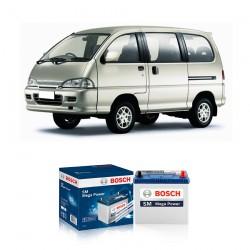 Jual Aki Kering Mobil Toyota Rush VVTi Bosch Harga Murah - Maintenance Free (Bebas Perawatan) (40B19R - NS40Z) 35 Ah CCA 330