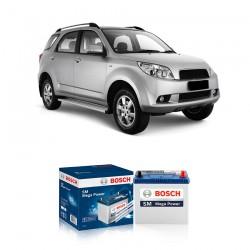 Jual Aki Kering Mobil Daihatsu Taruna Bosch Harga Murah - Maintenance Free (Bebas Perawatan) (40B19R - NS40Z) 35 Ah CCA 330