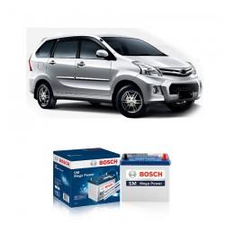 Jual Aki Kering Mobil Daihatsu Terios 2010 Bosch Harga Murah - Maintenance Free (Bebas Perawatan) (40B19R - NS40Z) 35 Ah CCA 330