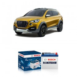 Jual Aki Kering Mobil Datsun Go Panca Bosch Harga Murah - Maintenance Free (Bebas Perawatan)(40B19L-NS40ZL) 35Ah CCA330