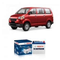 Jual Aki Kering Mobil Daihatsu Zebra Bosch Harga Murah - Maintenance Free (Bebas Perawatan) (40B19R-NS40Z) 35 Ah CCA 330