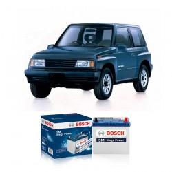 Jual Aki Kering Mobil Suzuki Carry Bosch Harga Murah - Maintenance Free (Bebas Perawatan) (40B19R-NS40Z) 35 Ah CCA 330
