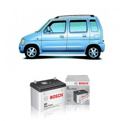 Jual Aki Basah Mobil Suzuki Baleno Bosch Harga Murah - Dry Charge (NS40ZL - 36B20L) 35Ah, CCA270