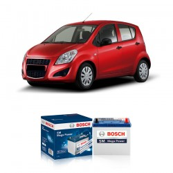 Jual Aki Kering Mobil Suzuki Katana Bosch Harga Murah - Maintenance Free (Bebas Perawatan) (40B19R-NS40Z) 35 Ah CCA 330
