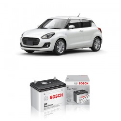 Jual Aki Basah Mobil Suzuki Karimun Bosch Harga Murah - Dry Charge (NS40ZL - 36B20L) 35Ah, CCA270