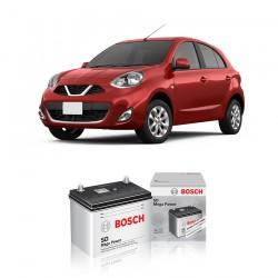 Jual Aki Basah Mobil Suzuki Vitara Bosch Harga Murah - Dry Charge (NS40Z - 36B20R) 35 Ah, CCA 270