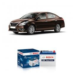 Jual Aki Kering Mobil Nissan Sunny Bosch Harga Murah - Maintenance Free (Bebas Perawatan) (46B24L- NS60L) 42Ah CCA400