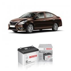 Jual Aki Basah Mobil Nissan Evalia Bosch Harga Murah - Dry Charge (NS60L - 46B24L) 45 Ah, CCA 320