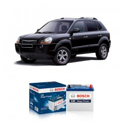 Jual Aki Kering Mobil Nissan Juke Bosch Harga Murah - Maintenance Free (Bebas Perawatan) (55D23L- 55D23L) 50Ah CCA600