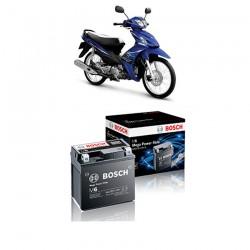 Jual Aki Kering u/ Motor Suzuki Shogun Axelo Maintenance Free AGM RBTZ-5S Bosch - 0092M67041