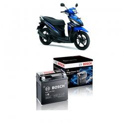 Jual Bosch Aki Kering Motor Suzuki Address (2015) Maintenance Free AGM RBTZ-5S - 0092M67041