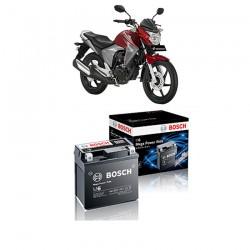 Jual Bosch Aki Kering Motor Honda Verza 150 Maintenance Free AGM RBTZ-5S - 0092M67041