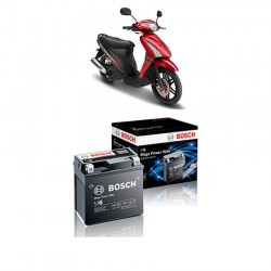 Jual Bosch Aki Kering Motor Suzuki New Spin 125 (2010) Maintenance Free AGM RBTZ-5S - 0092M67041