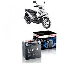 Jual Bosch Aki Kering Motor Suzuki Sky Wave Maintenance Free AGM RBTZ-5S - 0092M67041