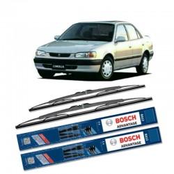 "Bosch Sepasang Wiper Kaca Mobil Hyundai Avega Advantage 20"" & 18"" - 2 Buah/Set"