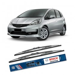 "Bosch Sepasang Wiper Kaca Mobil Honda Freed GB (2008-on) Advantage 26"" & 14"" - 2 Buah/Set - Harga Wiper Murah Merk Terbaik"