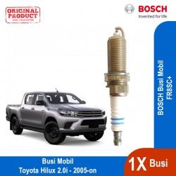 Busi Mobil Bosch YR7DC+ - Jual Busi Mobil Merk Terbaik, Yang Bagus Tidak Cepat Mati dg Harga Murah
