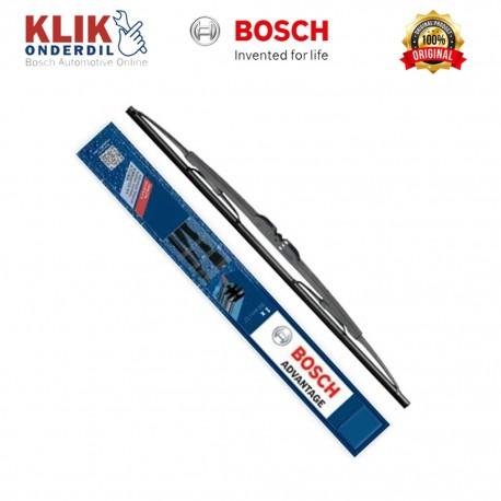 """Bosch Wiper Kaca Mobil Advantage 20"""" BA20 - 1 Buah - Distributor Wiper Mobil Terbaik di Jual dg Harga Murah"""