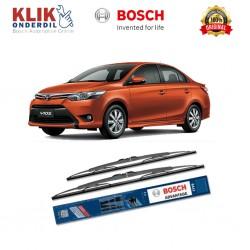 "Bosch Sepasang Wiper Kaca Mobil Suzuki APV Advantage 16"" & 16"" - 2 Buah/Set - Harga Wiper Murah Merk Terbaik"