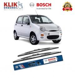 "Bosch Sepasang Wiper Kaca Mobil Chery QQ3 Advantage 21"" & 16"" - 2 Buah/Set - Harga Wiper Murah Merk Terbaik"