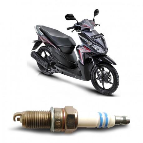 Busi Sepeda Motor Bebek UHR3CC Bosch - Jual Busi Motor Matic Terbaik Merk yang Bagus Kuat & Tahan Lama dg Harga Murah