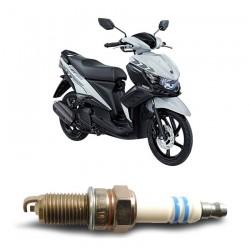 Bosch Busi Sepeda Motor Yamaha Mio U4AC - u/ Motor Merk yang Bagus dg Harga Murah