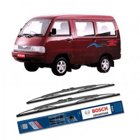 "Bosch Sepasang Wiper Kaca Mobil Honda HR-V Advantage 20"" & 18"" - 2 Buah/Set - Harga Wiper Murah Merk Terbaik"