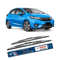 """Bosch Sepasang Wiper Kaca Mobil Toyota Kijang Innova Advantage 16"""" & 24"""" - 2 Buah/Set - Jual Wiper dg Harga Murah secara Online"""
