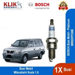 Bosch Busi Platinum Mobil Mitsubishi Kuda 1.6 WR8DPP30W - 1 Buah - 0242230599